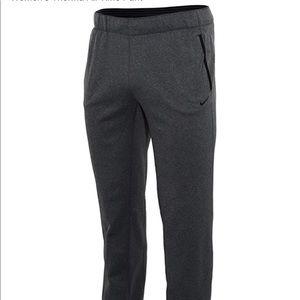 Nike Women's Therma Grey Sweatpants XL